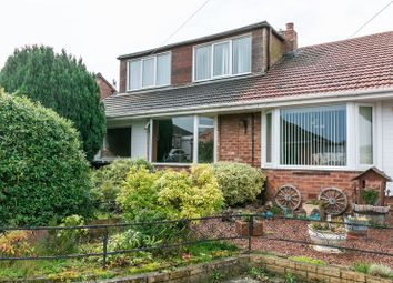 Thumbnail Semi-detached bungalow for sale in Rayleigh Drive, Wideopen, Newcastle Upon Tyne