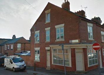 Thumbnail 4 bed end terrace house for sale in Barker Street, Off Uppingham Road, Leicester