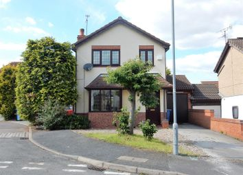 Thumbnail 3 bed detached house for sale in Briar Lea, Worksop