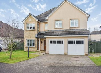 Thumbnail 5 bed detached house for sale in Castle Road, Bathgate