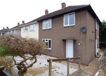 Thumbnail 3 bed semi-detached house to rent in Halifax Close, Derby