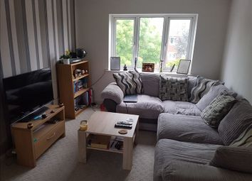 Thumbnail 2 bed flat for sale in Wolfe Close, Christchurch