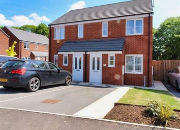 Thumbnail 2 bed semi-detached house for sale in Hurricane Avenue, Woodhouse, Sheffield