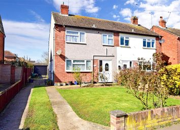Thumbnail 3 bed semi-detached house for sale in Friern Gardens, Wickford, Essex