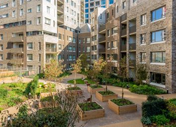 Thumbnail 1 bed flat for sale in The Highwood, Elephant Park, London