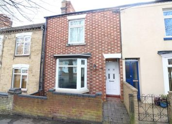 Thumbnail 2 bed terraced house to rent in Wollaston Road, Irchester, Wellingborough