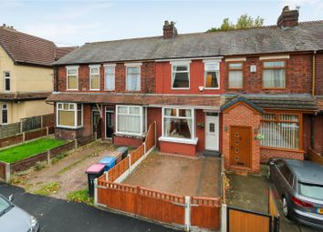 Thumbnail 2 bed terraced house for sale in Bradburn Road, Manchester