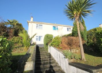 Thumbnail 5 bed semi-detached house to rent in Trevethan Road, Falmouth