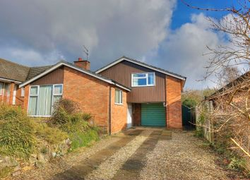 Thumbnail 3 bed detached bungalow for sale in Parsons Mead, Norwich
