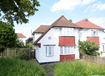 Thumbnail 4 bedroom detached house for sale in Woodham Road, London