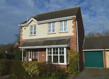 Thumbnail 3 bedroom detached house for sale in Gallery Close, Southfields, Northampton