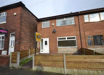 Thumbnail 3 bed semi-detached house to rent in Bolton Road, Manchester