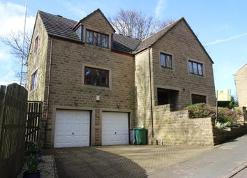 Thumbnail 4 bed detached house for sale in Summervale, Holmfirth