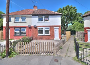 Thumbnail 2 bed semi-detached house for sale in Lambourne Avenue, Idle, Bradford