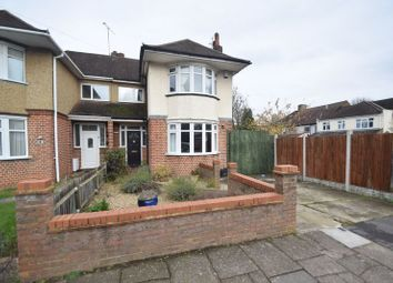 Thumbnail 3 bed semi-detached house for sale in Longfield Drive, Luton