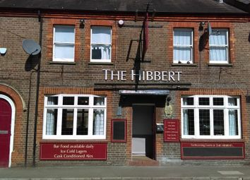 Thumbnail Leisure/hospitality for sale in Hibbert Street, Luton