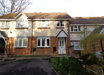 Thumbnail 3 bed terraced house to rent in Pendlebury Close, Prestwich, Manchester