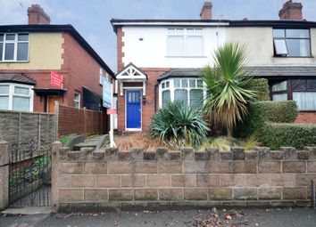 Thumbnail 2 bed end terrace house for sale in Leek Road, Shelton, Stoke-On-Trent