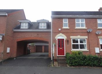 Thumbnail 3 bedroom end terrace house to rent in Rumbush Lane, Dickens Heath, Shirley, Solihull