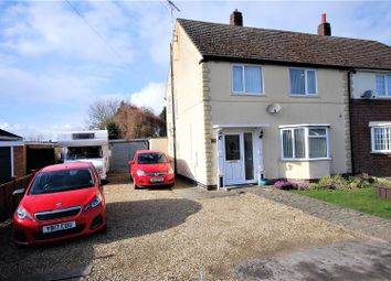 Thumbnail 3 bed semi-detached house for sale in Eastgate, Fleet Hargate, Spalding