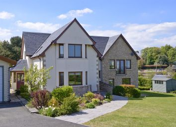 Thumbnail 4 bed detached house for sale in Roisin Dhu, Holefield, Kelso