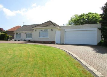 Thumbnail 3 bed detached bungalow for sale in Afan Valley Road, Cimla, Neath, West Glamorgan