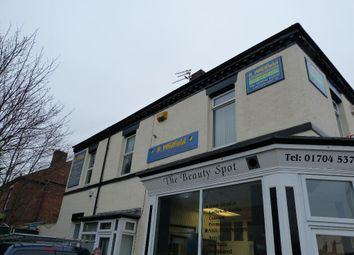 Thumbnail 1 bed flat to rent in St Luke's Road, Southport, Merseyside