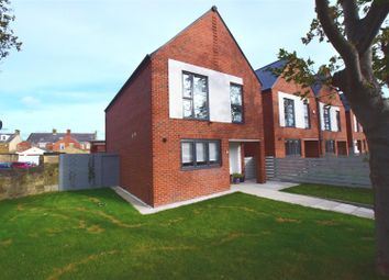Thumbnail 3 bed detached house for sale in Gibson Street, Newbiggin-By-The-Sea, Northumberland