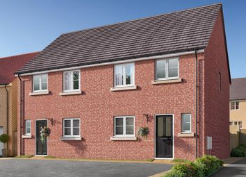 """Thumbnail 3 bed semi-detached house for sale in """"The Eveleigh"""" at Spellowgate, Driffield"""