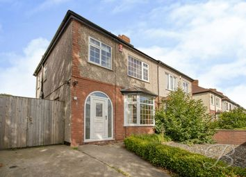 Thumbnail 3 bed semi-detached house for sale in Normanton Drive, Mansfield