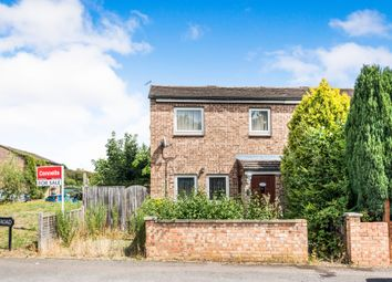 Thumbnail 3 bedroom end terrace house for sale in Gwyneth Road, Littlemore, Oxford
