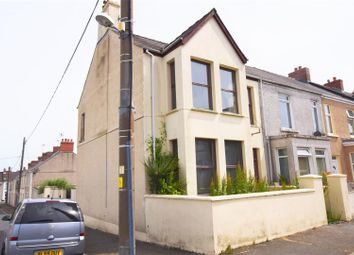 Thumbnail 3 bed end terrace house for sale in St. Davids Road, Milford Haven