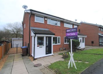 Thumbnail 3 bed semi-detached house for sale in Cloverfield, Chorley