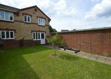Thumbnail 2 bed terraced house for sale in Deacon Drive, Hethersett, Norwich