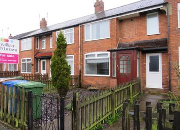 Thumbnail 2 bed terraced house for sale in Cherry Tree Lane, Beverley