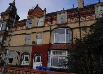 Thumbnail 1 bed flat to rent in Seabank Road, Rhyl