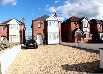 Thumbnail 3 bed detached house for sale in Weston Lane, Southampton
