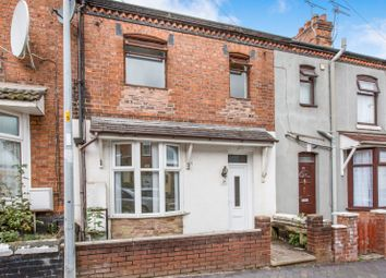 Thumbnail 3 bed terraced house to rent in Adelaide Street, Crewe
