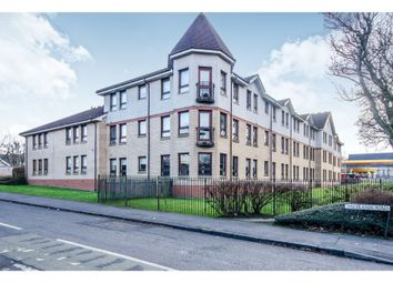 Thumbnail 2 bed flat for sale in Woodlands Road, Thornliebank, Glasgow