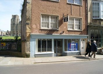 Thumbnail Retail premises to let in 14 Sadler Street, Wells