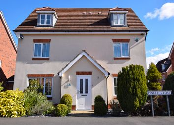 Thumbnail 5 bed detached house for sale in Pingle Close, Shireoaks, Worksop, Nottinghamshire