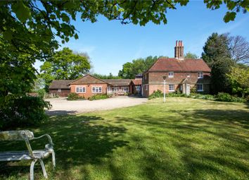 Thumbnail 6 bed detached house for sale in Streat Lane, Streat, Hassocks, East Sussex