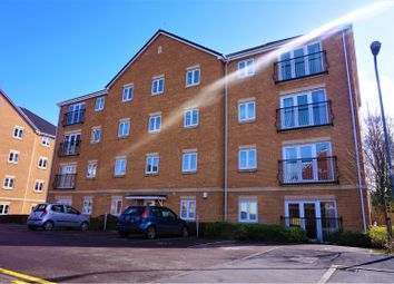 Thumbnail 1 bed flat for sale in Wyncliffe Gardens, Cardiff