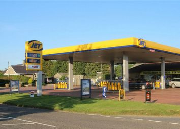 Thumbnail Commercial property for sale in Buccaneer Garage, Elgin, Moray