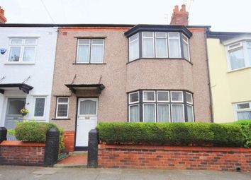 Thumbnail 4 bedroom terraced house for sale in Courtland Road, Mossley Hill, Liverpool