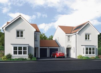 "Thumbnail 4 bed detached house for sale in ""Fraser"" at East Calder, Livingston"