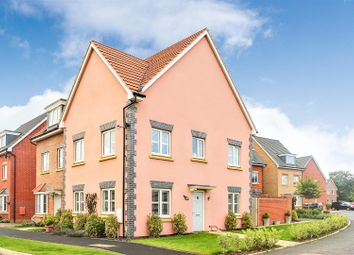 Thumbnail 3 bed semi-detached house for sale in Fountains Close, Daventry