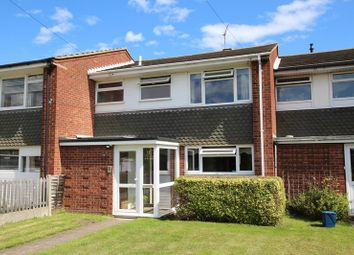 Thumbnail 3 bed terraced house for sale in Burges Close, Southend-On-Sea