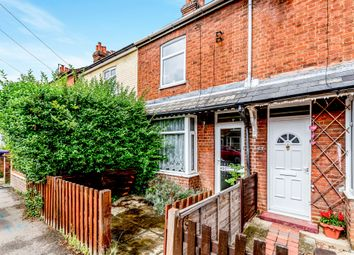 Thumbnail 3 bed terraced house for sale in Lancaster Road, Hitchin