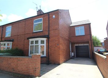 Thumbnail 4 bed semi-detached house for sale in Harewood Avenue, Newark